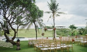 Intimate Villa Wedding in Bali
