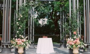 Christina + Allen – Intimate Brunch Wedding at Arlington Hall