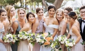 Spring Wedding at The Perot Museum
